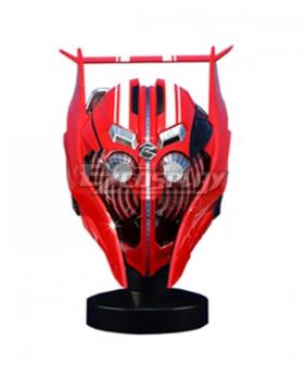 Kamen Rider Drive Tridoron Form Helmet Mask Cosplay Accessory Prop