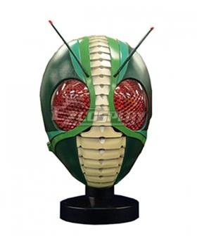 Kamen Rider J Helmet Mask Cosplay Accessory Prop