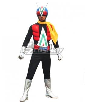 Kamen Rider Riderman Full Armor Cosplay Costume