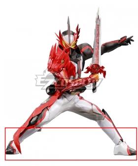 Kamen Rider Saber White Cosplay Shoes
