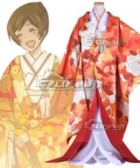 Kamisama Hajimemashita Kamisama Kiss Kamisama Love Momozono Nanami Wedding Dress Kimono Cosplay Costume