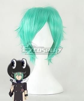 Katekyo Hitman Reborn! Fran Green Cosplay Wig