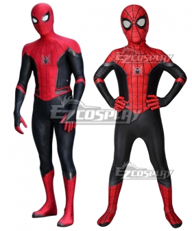 Kids Mavel 2019 Spider-Man: Far From Home  SpiderMan Peter Parker Cosplay Costume