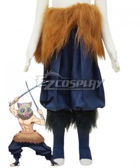 Kids Size Demon Slayer: Kimetsu No Yaiba Nezuko Kamado Cosplay Costume