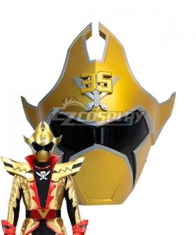 Kikai Sentai Zenkaiger Power Rangers Zenkaiger  Twokaizer Helmet Cosplay Accessory Prop