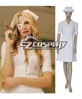 Kill Bill Elle Driver Cosplay Costume