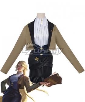 King Glory Honor of Kings Athena Teacher Cosplay Costume