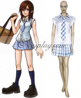 Kingdom Hearts 2 Kairi Cosplay Costume