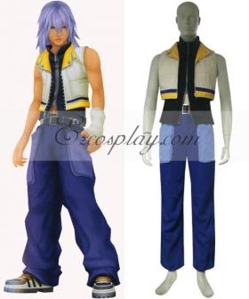 Kingdom Hearts 2 Riku Cosplay Costume