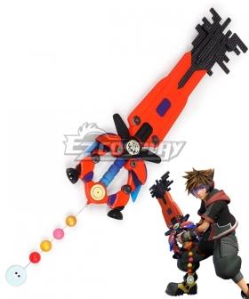Kingdom Hearts III Kingdom Hearts 3 Sora Big Hero 6 Keyblade Cosplay Weapon