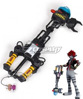 Kingdom Hearts III Kingdom Hearts 3 Sora Monsters University Keyblade Cosplay Weapon