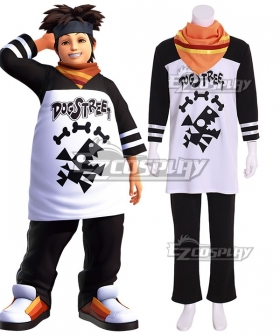 Kingdom Hearts III Pence Cosplay Costume