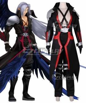 Kingdom Hearts Sephiroth Cosplay Costume