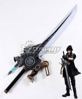 Kingsglaive: Final Fantasy XV Noctis Lucis Caelum Sword Cosplay Weapon Prop