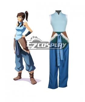 Legend of Korra Korra Cosplay Costume