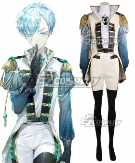 Land of The Lustrous Houseki No Kuni Antarcticite Cosplay Costume - B Edition