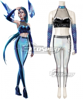 League Of Legends LOL 2020 KDA Kai'Sa Kaisa Cosplay Costume
