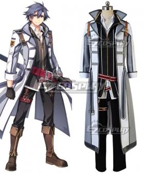 Legend of Heroes III Rean Schwarzer Cosplay Costume