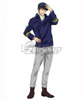 Legend of the Galactic Heroes Ginga Eiyu Densetsu Free Planetary Alliance Yang Wen Li Alex Caselnes Cosplay Costume
