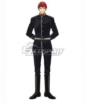 Legend of the Galactic Heroes Ginga Eiyu Densetsu Galactic Empire Galactic Empire Paul von Oberstein Siegfried Kircheis Cosplay Costume