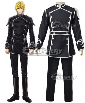 Legend of the Galactic Heroes Ginga Eiyu Densetsu Galactic Empire Reinhard von Lohengramm Cosplay Costume