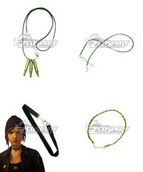Life is Strange Chloe Price Necklaces Cosplay Accessory Prop