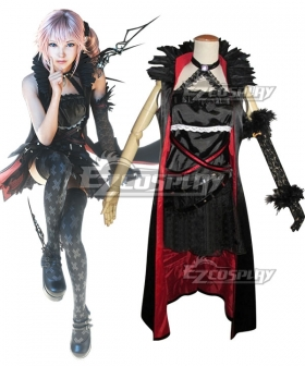 Lightning Returns: Final Fantasy XIII FF13 Lumina Cosplay Costume