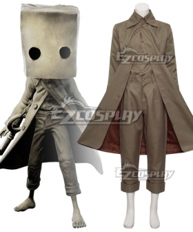 Little Nightmares 2 Mono Helloween Cosplay Costume