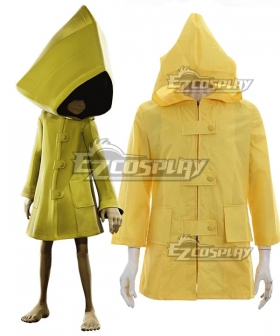 Little Nightmares Six Coat Helloween Cloak Cosplay Costume