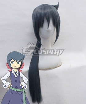 Little Witch Academia Constanze Braunschbank Albrechtsberger Multicolor Cosplay Wig
