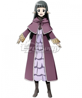 Log Horizon Rieze Cosplay Costume