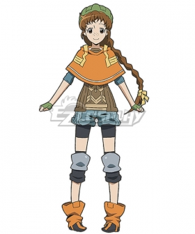 Log Horizon Rundelhaus Isuzu Cosplay Costume - B Edition