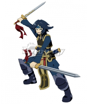 Log Horizon Shouryuu Cosplay Costume