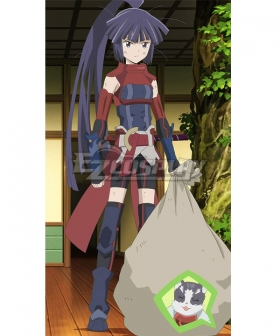 Log Horizon Season 2 Rundelhaus Akatsuki Cosplay Costume