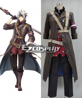 The Legend of Heroes: Sen no Kiseki II Crow Armbrust Cosplay Costume