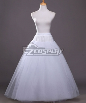 Lolita Dress Wedding Dress Cosplay Big Pannier Cosplay Accessory Prop