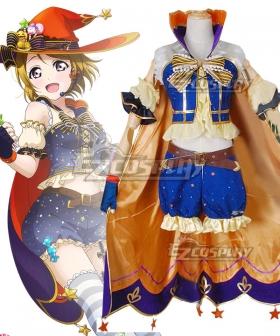 Love Live! Lovelive! Halloween Hanayo Koizumi Pumpkin Ver. Cosplay Costume
