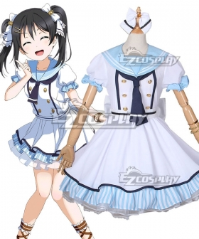 Love Live! Lovelive Nico Yazawa Pirate Ver. Cosplay Costume