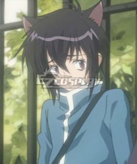 Loveless Ritsuka Aoyagi Black Cosplay Wig