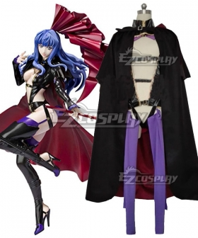 Macross Frontier Sheryl Nome Black Rabbit Cosplay Costume
