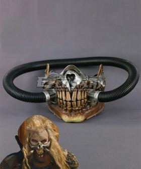 Mad Max: Fury Road Immortan Joe Halloween Mask Cosplay Accessory Prop