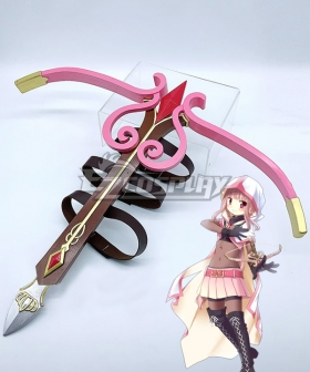 Magia Record: Puella Magi Madoka Magica Side Story Magireco Iroha Tamaki Bow Arrow Cosplay Weapon Prop