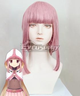 Magia Record: Puella Magi Madoka Magica Side Story Magireco Iroha Tamaki Pink Cosplay Wig