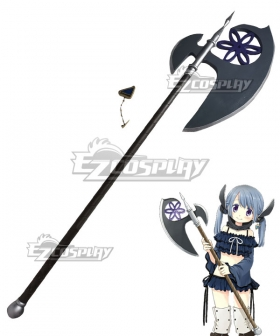 Magia Record: Puella Magi Madoka Magica Side Story Ao Kasane Hatchet Cosplay Weapon Prop