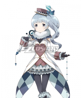 Magia Record: Puella Magi Madoka Magica Side Story Magireco Masara Kagami Cosplay Costume
