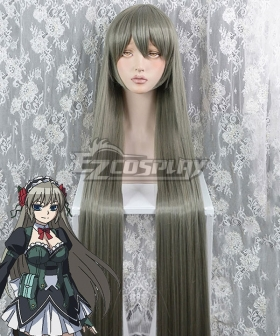 Magical Girl SPEC-OPS Asuka Asuka Ohtorii Asuka Otori Gray Cosplay Wig