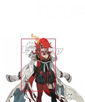 Maglam Lord Protagonist Kilrizark Female Red Cosplay Wig
