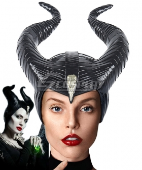 Maleficent: Mistress of Evil Maleficent Headgear Halloween Cosplay Accessory Prop