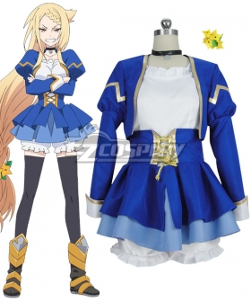 Mao sama Retry! Killer Queen Cosplay Costume