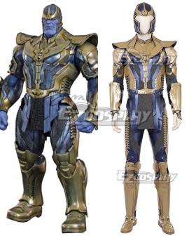 Marvel 2018 Avengers 3: Infinity War Thanos Armor Cosplay Costume